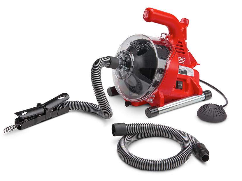 Ridgid Powerclear Drain Cleaner 2017 09 08 Phcppros