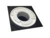 Barracuda brackets under the toilet floor sealing technology