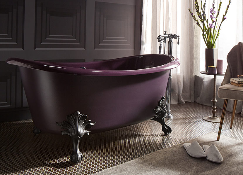 KOHLER Shadow Collection for Enameled Cast Iron Products