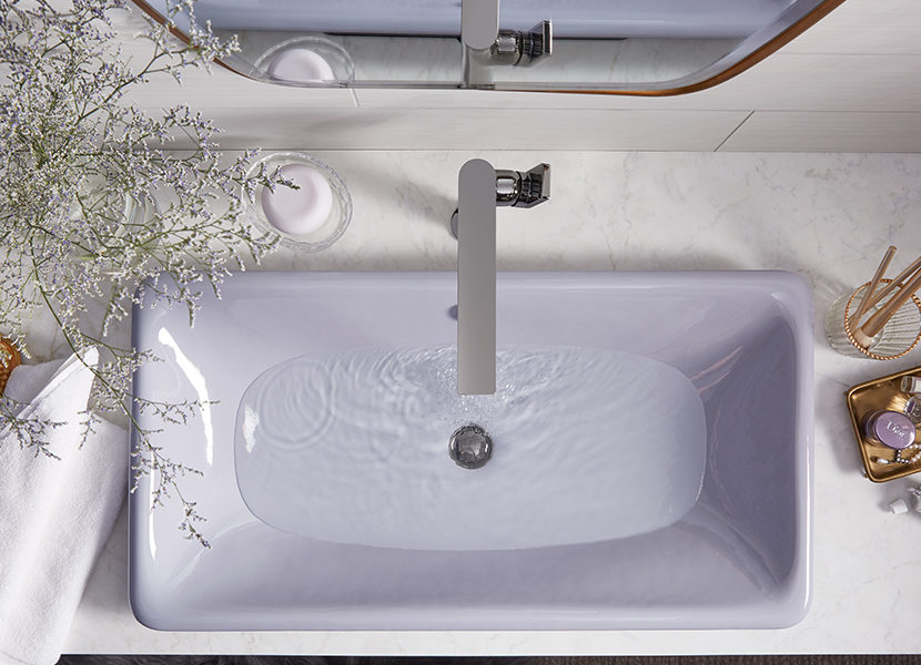 KOHLER Shadow Collection for Enameled Cast Iron Products 3