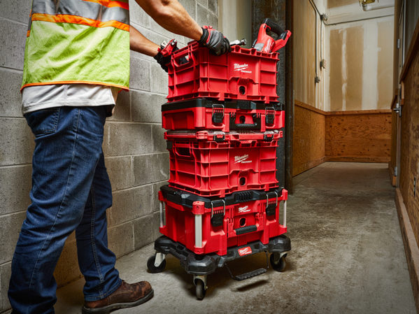 Milwaukee Tool PACKOUT Crate 4