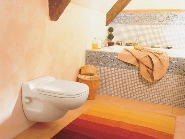 Saniflo SANISTAR Macerating Toilet System