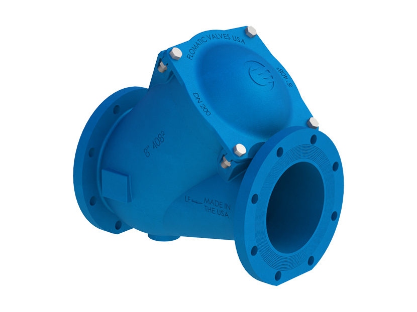 Flomatic AIS Compliant Model 408 Ball Check Valves