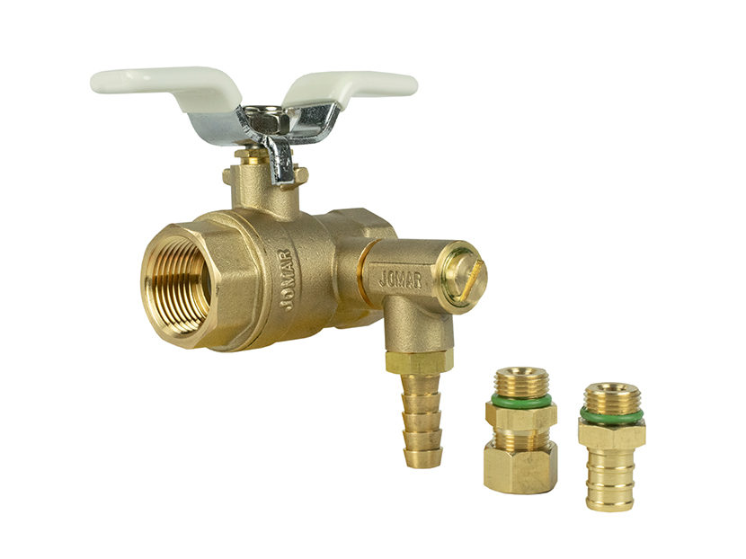 Jomar Valve Thermal Expansion Relief Valve (JF-100RVG)