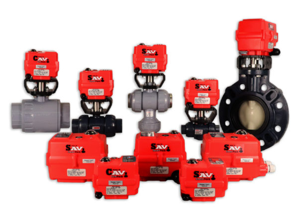 Asahi/America Series 19 Electric Actuator