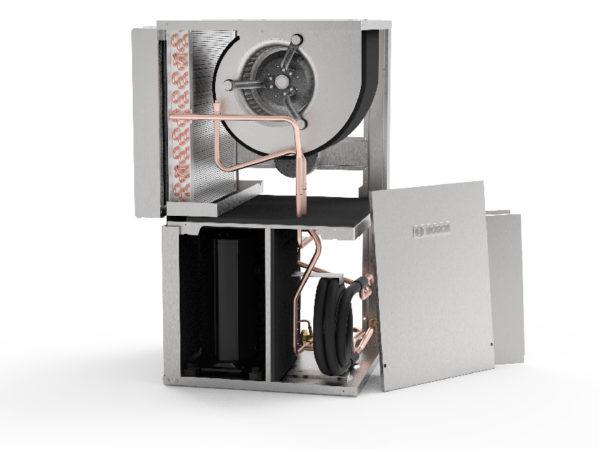 Bosch Thermotechnology QV Series Heat Pump