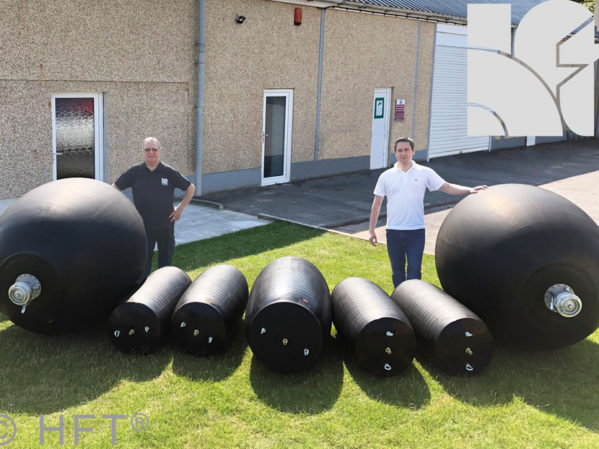HFT Pipestoppers Large Inflatable Rubber Plugs