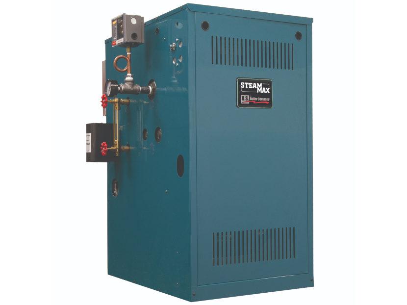 U.S. Boiler Co. SteamMax Gas-Fired Steam Boiler