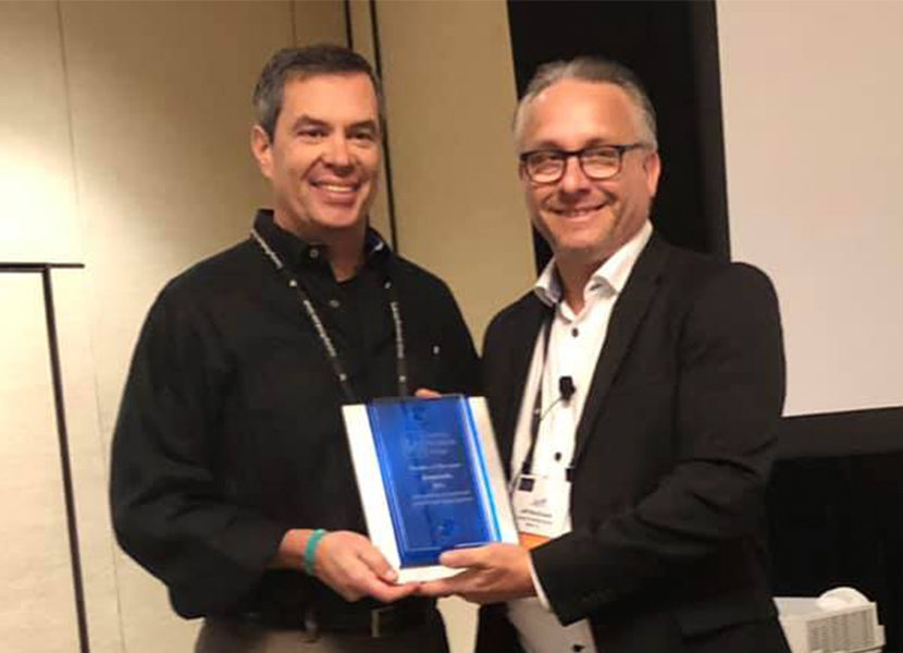LPG Selects Americh as Vendor of the Year 2