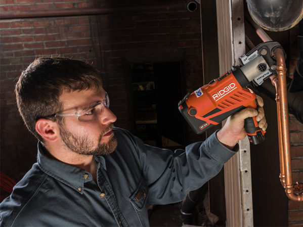 RIDGID RP 240 and RP 241 Press Tools