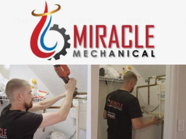 RIDGID Sponsors Miracle Mechanical Project to Help Monroe, Georgia Family
