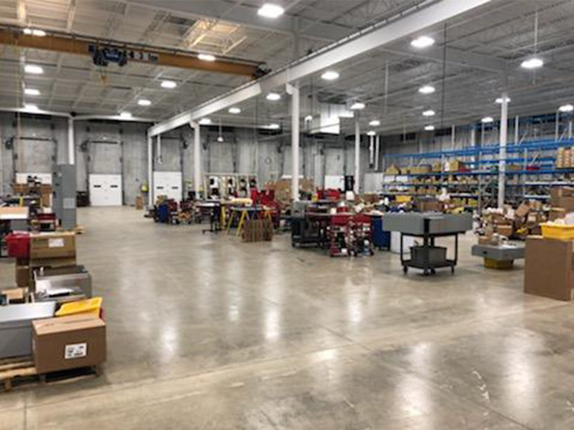 SJE Opens New Ohio Facility