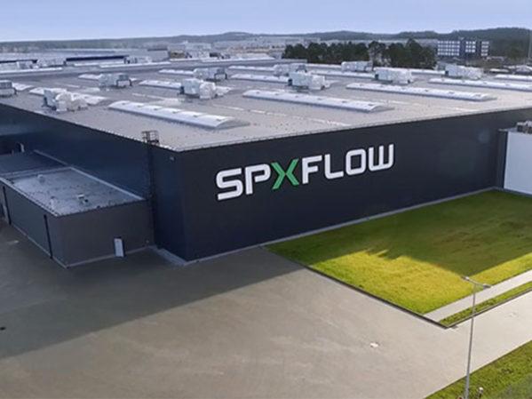 SPX Flow Building
