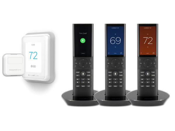 Honeywell Home T Series Smart Thermostats