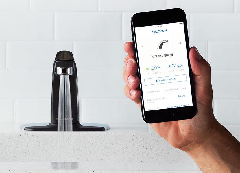 Sloan Optima Faucet Line 2