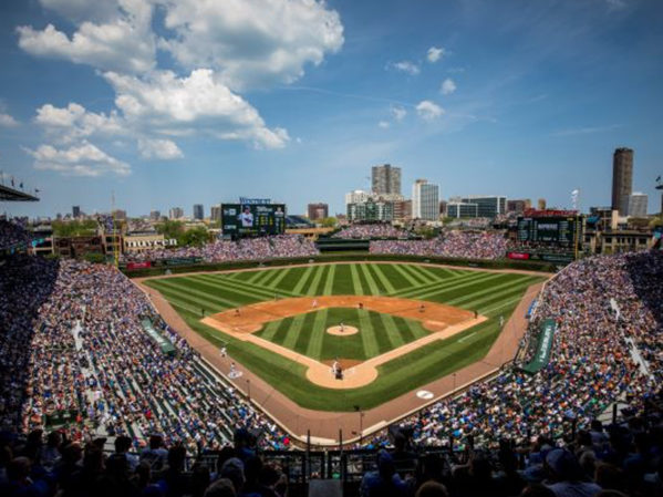 Sloan Featured Throughout Wrigley Field Ahead of 2019 Home Opener