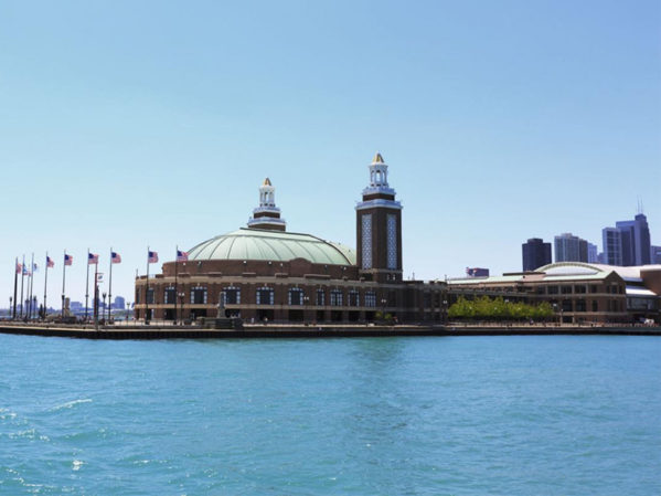 Sloan Helps Keep Navy Pier Sustainable