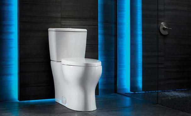 Stealth Phantom Toilet