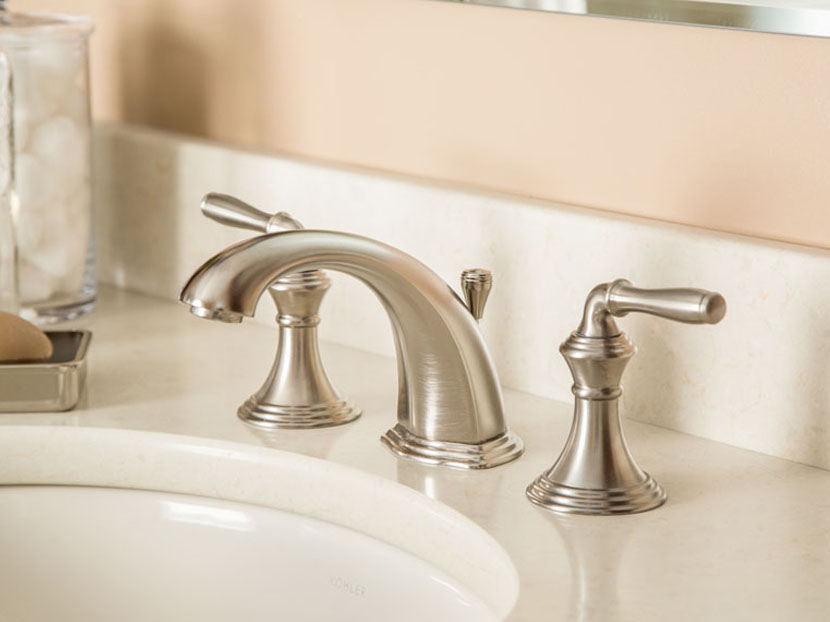 Spring Into A New Season Of Fresh Trends For The Bathroom - Latest bathroom sink trends