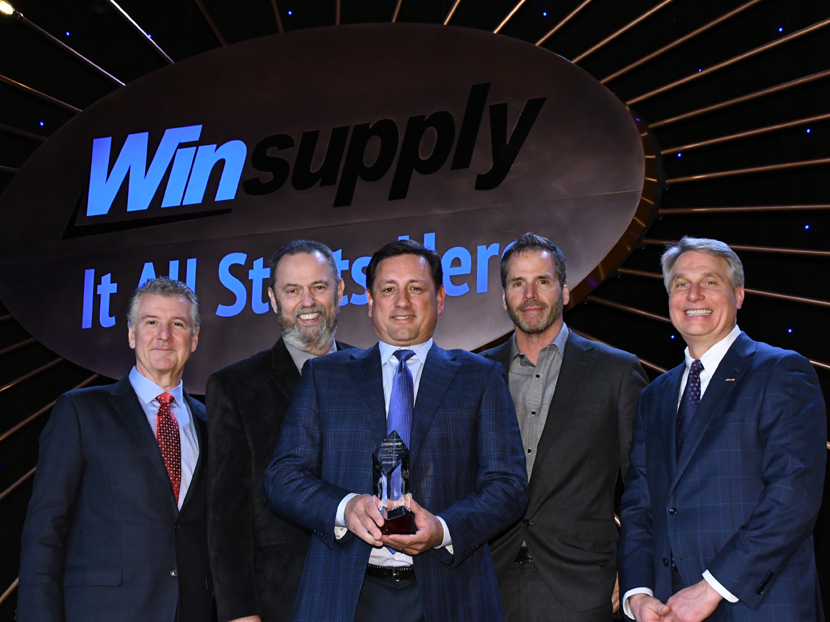 Winsupply Holds Strategic Planning Meetings And Vendor Showcase