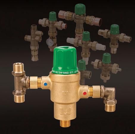 Taco-5121-lead-free-mixing-valve