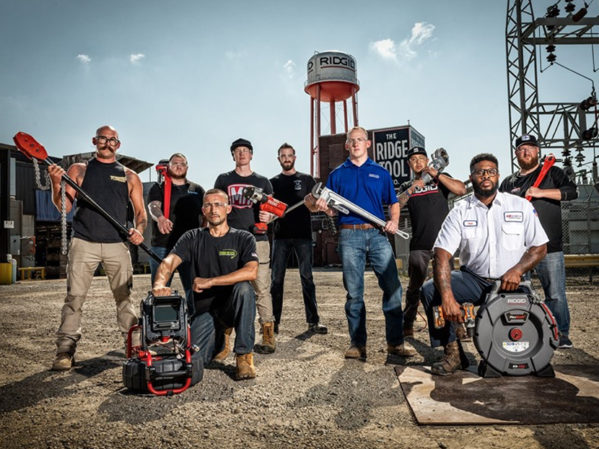 Third Annual RIDGID Experience Winners Receive Trip to World Headquarters