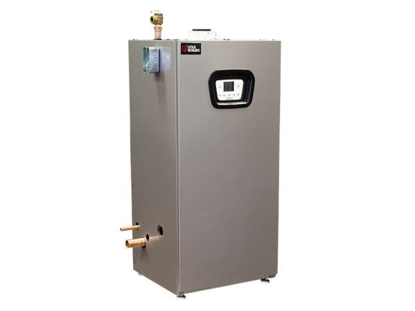Utica Boilers Adds Two Floor-Standing Condensing Boiler Models