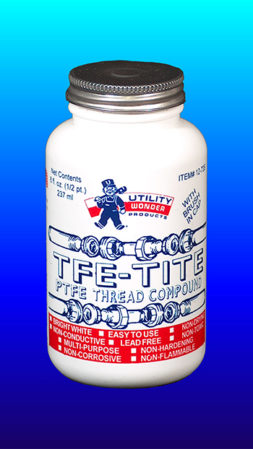 Utility TFE-TITE THREAD COMPOUND