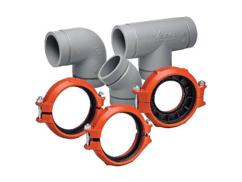 Victaulic System Solution for CPVC Pipe
