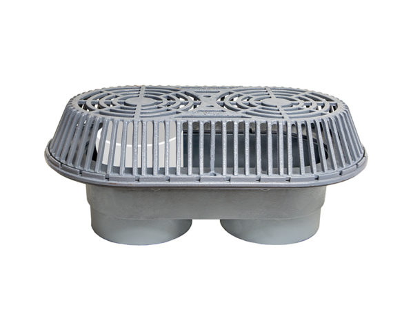Watts Big Daddy RD-800 Series Dual Roof Drain