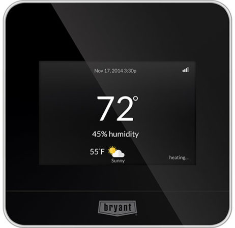 Bryant Heating & Cooling Systems Housewize Thermostat
