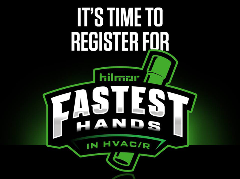 hilmor Invites Participants for Fastest Hands in HVAC/R Challenge