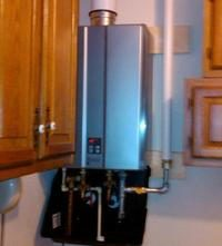Using Drain Pans To Solve Tankless Water Heater Leak Problems