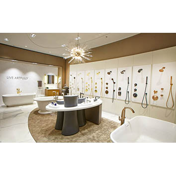 Best Plumbing Opens First of Kohler\'s Experience Centers
