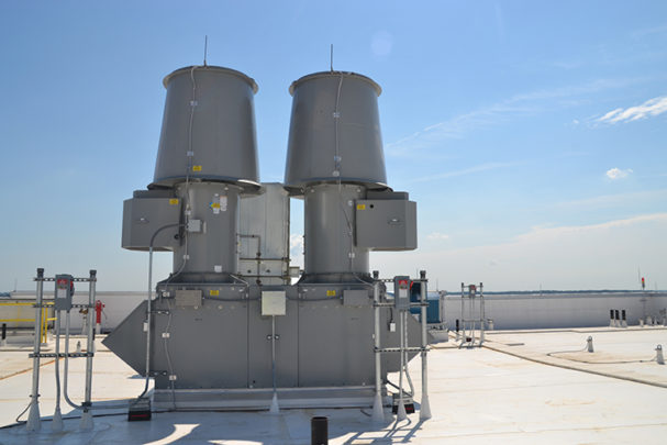 Exhaust Fans Roof