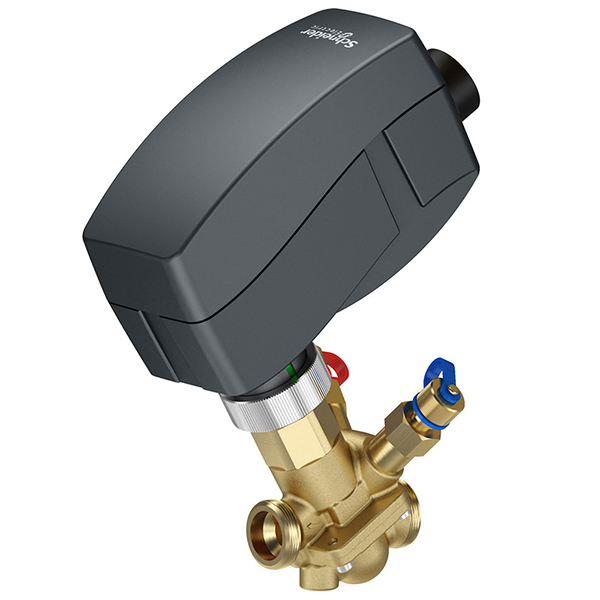 Pressure Independent Balancing and Control Valves