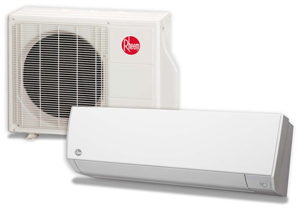 Rheem Mini-Split Heat Pump Systems