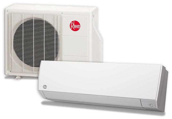 Rheem Mini-Split Heat Pump Systems
