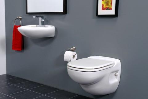 Saniflo Sanistar Wall Hung Macerating Toilet
