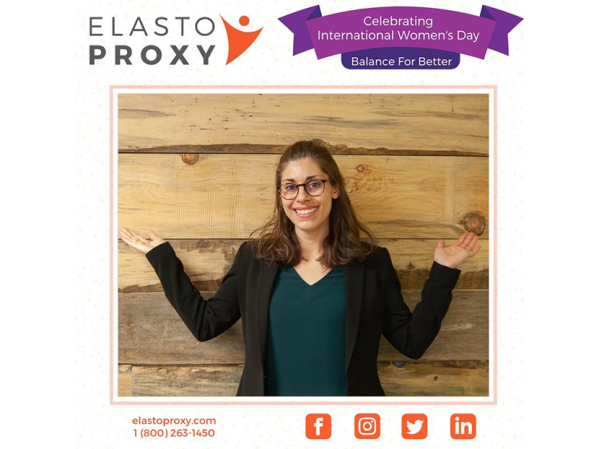 Elasto Proxy Honors Women in Manufacturing
