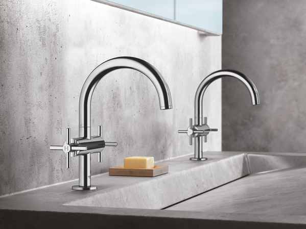 GROHE Atrio Bath Faucet Collection